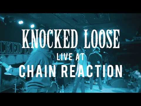 Knocked Loose - FULL SET {HD} 03/18/18 (Live @ Chain Reaction)