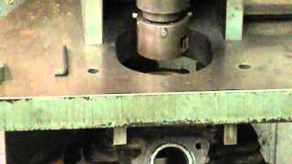 Cylinder Sleeve Installation part 1
