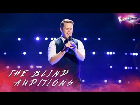 Ben Clark sings Caruso   The Voice Australia 2018