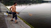 Муромское водохранилище рыбалка 2 - YouTube