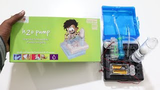 How To Make a H2O Water Pump - Simple Science Experiment - Chatpat toy tv