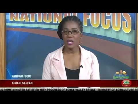 GIS Dominica National Focus, January 27th, 2017