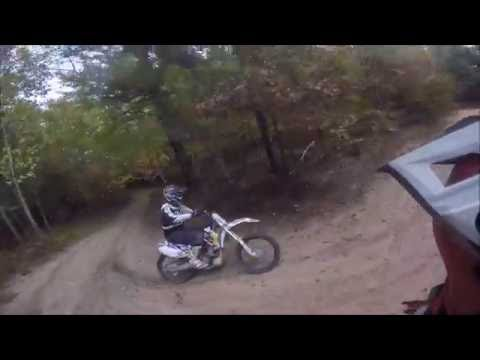 RUNNING FROM HUNTERS ON DIRTBIKES!!!