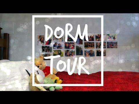 DORM ROOM TOUR 2016 - Georgia Tech