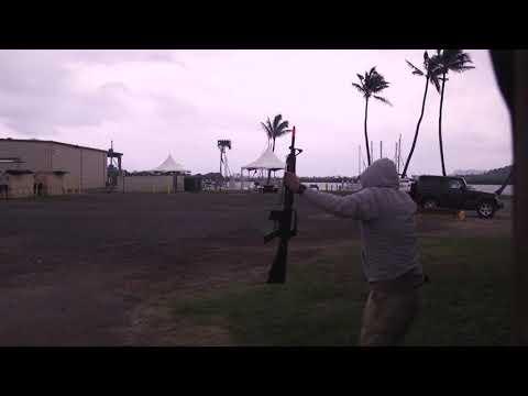 DFN: MCBH Defense Exercises, MARINE CORPS BASE HAWAII, HI, UNITED STATES, 03.14.2018
