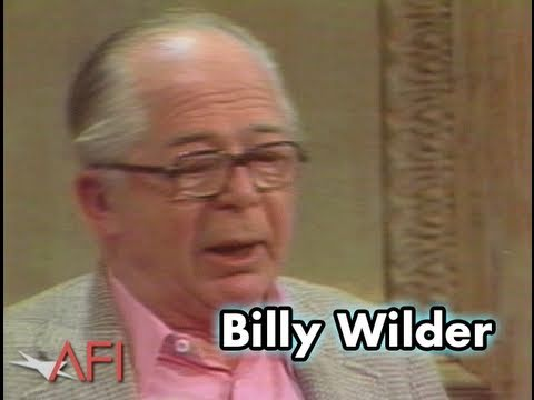 Billy Wilder On