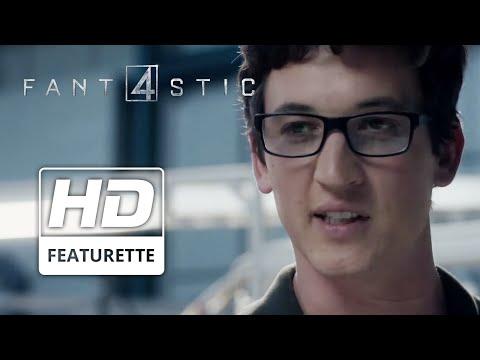 tastic Four  Teleportation   HD Featurette 2015