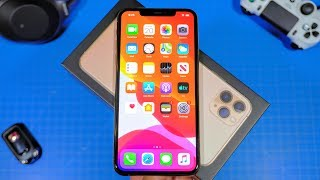 iPhone 11 Pro Max: RE-boxing