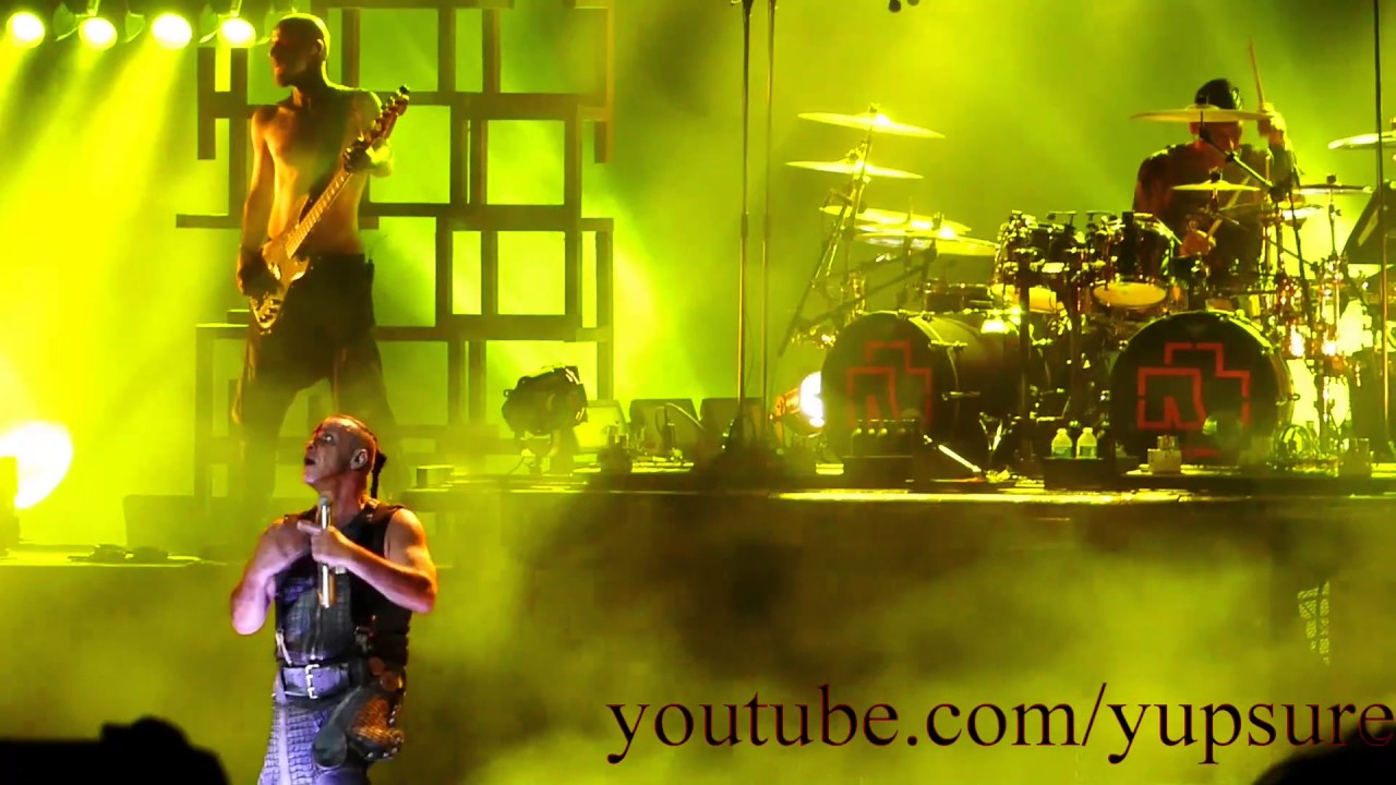 rammstein sonne live hd jones beach theater new york youtube. Black Bedroom Furniture Sets. Home Design Ideas