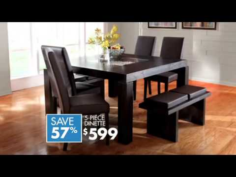 Look What $599 Buys in April | The RoomPlace | Furniture Sales ...