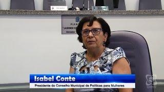 Transparência Pública - Conselho Municipal de Politicas para Mulheres