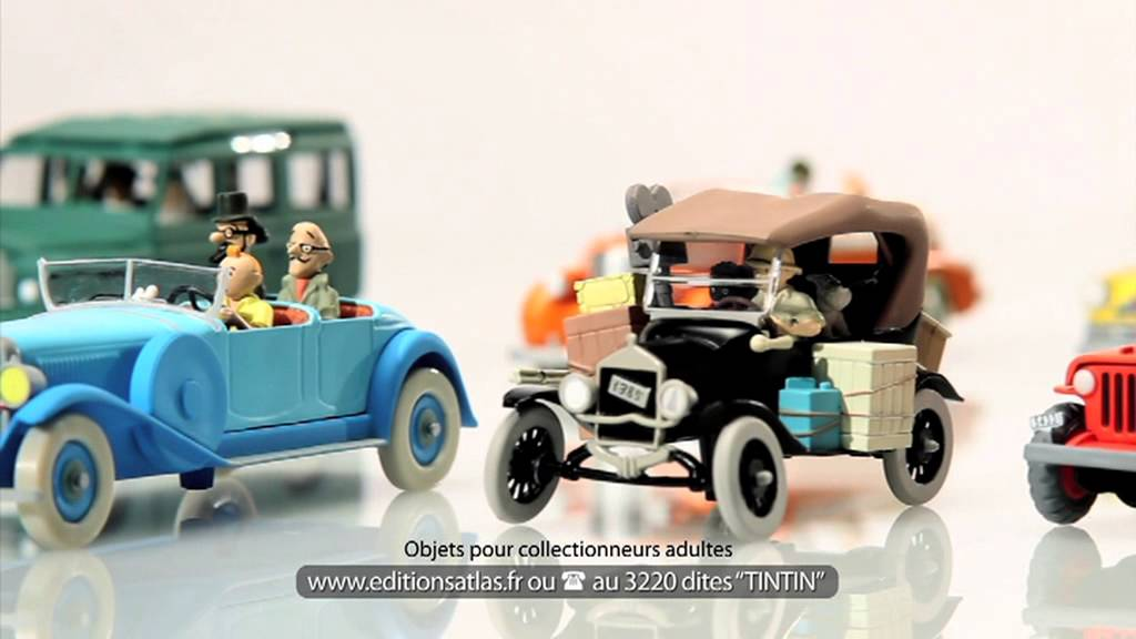 en voiture tintin youtube. Black Bedroom Furniture Sets. Home Design Ideas
