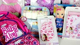 Baby Alive OUTING  HAUL to Toys R US  Getting Ready for TWIN Baby Alive ADOPTION
