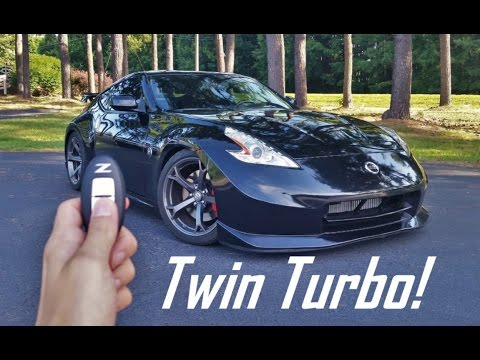 650whp Twin Turbo NISMO 370Z: Test Drive, Review, Exhaust
