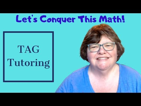 Lets Start Online Math Tutoring
