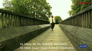 Junaid Jamshed R.H ki yad me ek khubsurat kalaam | HAFIZ RAHAT KHAN | INDIA