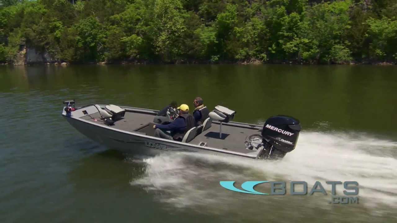 Lowe 2012 Stinger 175 Aluminum Fishing Boat Boat Review