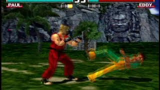 Tekken 3 (Arcade Version) - Paul