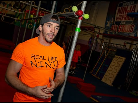Healthy Living: Ninja warrior training in Hamden