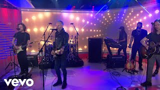Sting Shape Of My Heart My Songs Version Live From The Today Show 2019