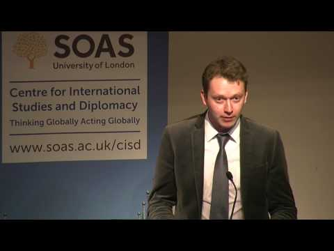 Dr Andrey Baykov: Russia & the West - Towards a New Understanding, SOAS University of London