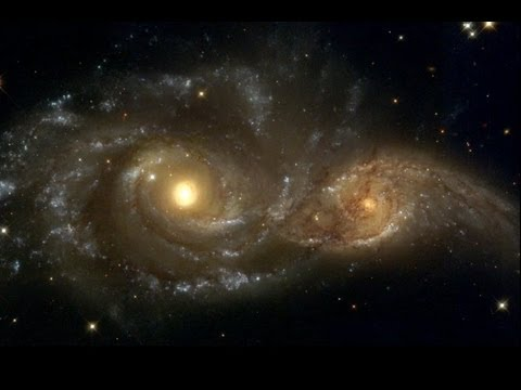 When Galaxies Collide… – Professor Carolin Crawford