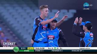 Adelaide Strikers v Melbourne Stars, BBL|07