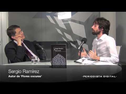 Sergio Ramírez, autor de 'Flores oscuras'. 8-5-2013