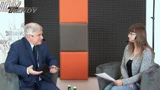 Godzina z samorządem - Piotr Przytocki prezydent Krosna