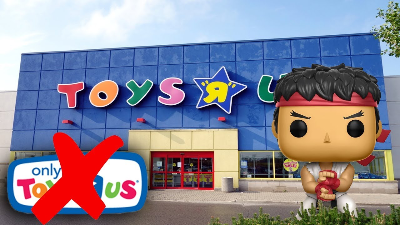 Funko Pop News No More Toys R Us Exclusives Youtube