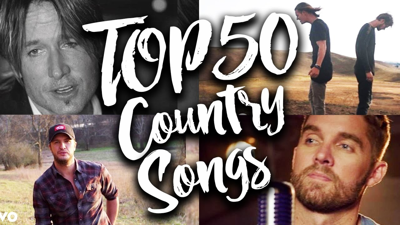 TOP 50 Country Songs of 2017 - YouTube