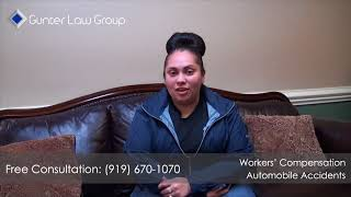 Testimonial-  Automobile Accident (Evonna)