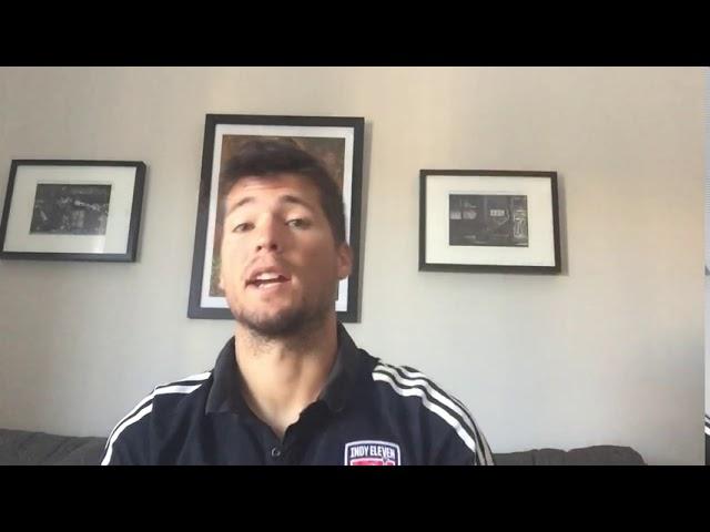 Karl Ouimette - Indy 11 Defender