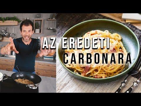 A Zé-féle Tökéletes Carbonara