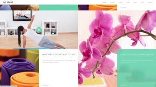 Asana - Sport and Yoga HTML Template