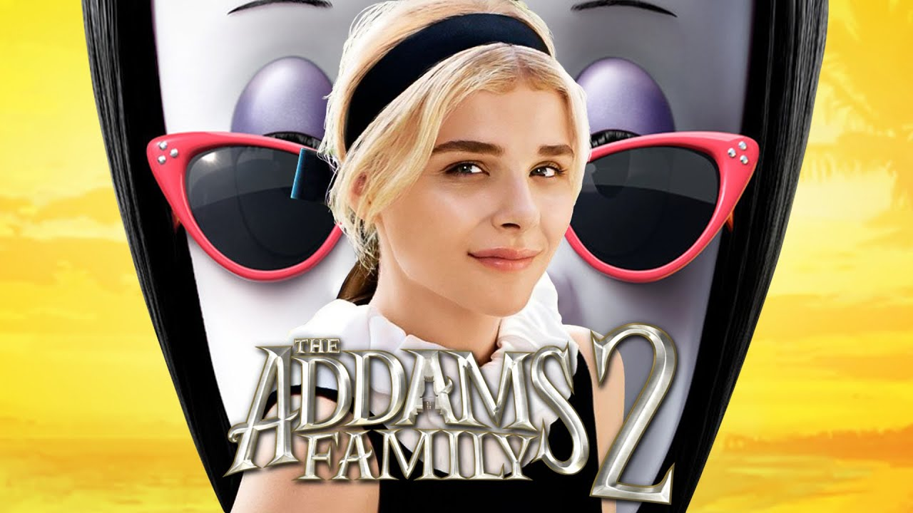 Chloe Grace Moretz on The Addams Family 2 and Her Sci-Fi Series The Peripheral
