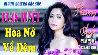Album Đoạn Tuyệt & Hoa Nở Về Đêm - Phương Anh (Á Quân Thần Tượng Bolero 2016) [Full HD Video] thumbnail