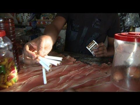 Cut-price cigarettes prompt health fears in Senegal