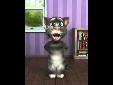Talking Tom baby baby baby oh