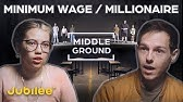Millionaires vs Minimum Wage: Did You Earn Your Money?