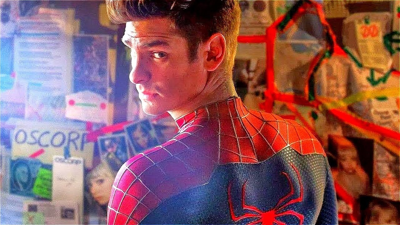 We Now Understand Why Andrew Garfield Was Replaced As Spider-Man watch and download videoi make live statistics