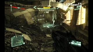 Crysis 2 New Multiplayer Gameplay PC (Max Settings) GTX580
