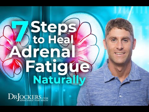 7 Steps to Heal Adrenal Fatigue Naturally