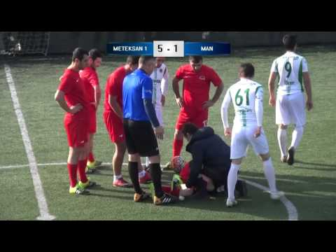 Business Cup 2015 Yarı Final  / ANKARA / Man - Meteksan 1