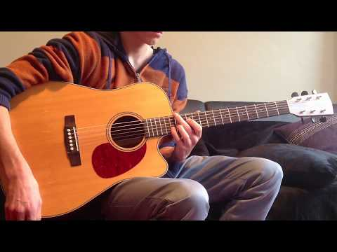 Sweet Child O' Mine (Acoustic Guitar Cover)