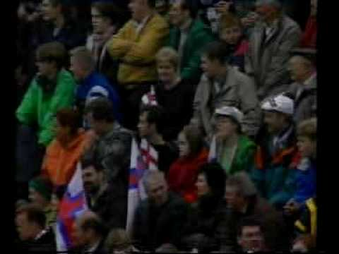 Faroes - Malta 2-1. 1998 World cup qualifiers. Part 1. Record attendance and perfect display