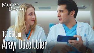 Demir ve Açelya arayı düzeltti - Mucize Doktor 10. Bölüm