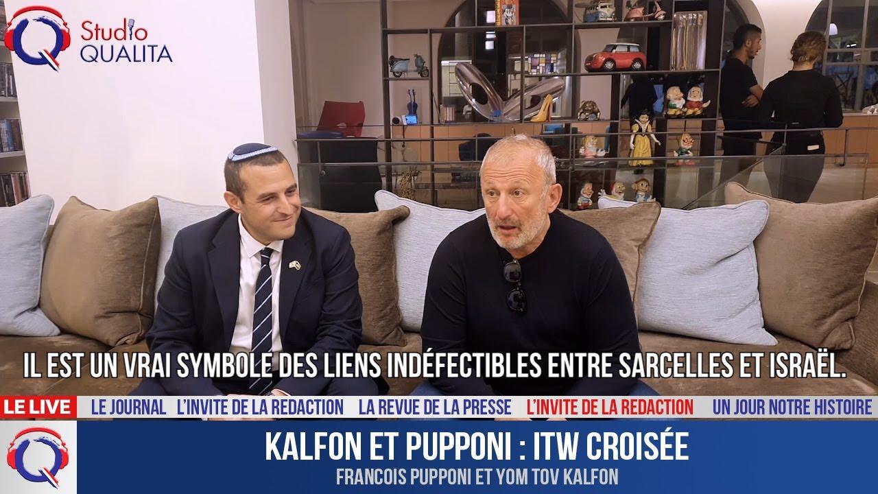 Kalfon et Pupponi : itw croisée - L'invité du 22 juillet 2021
