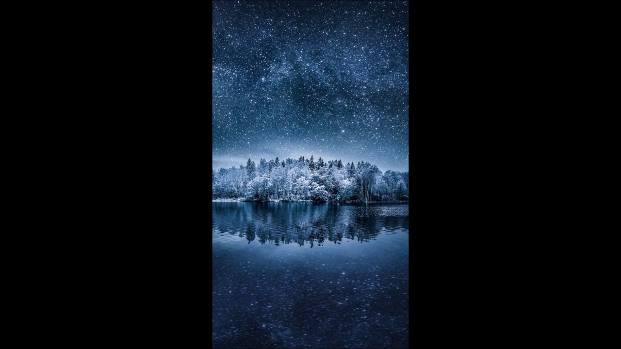 Improvisation on a Winter Night Sky