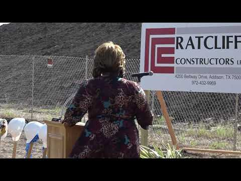 Wilmer Elementary School Groundbreaking - September 24, 2019